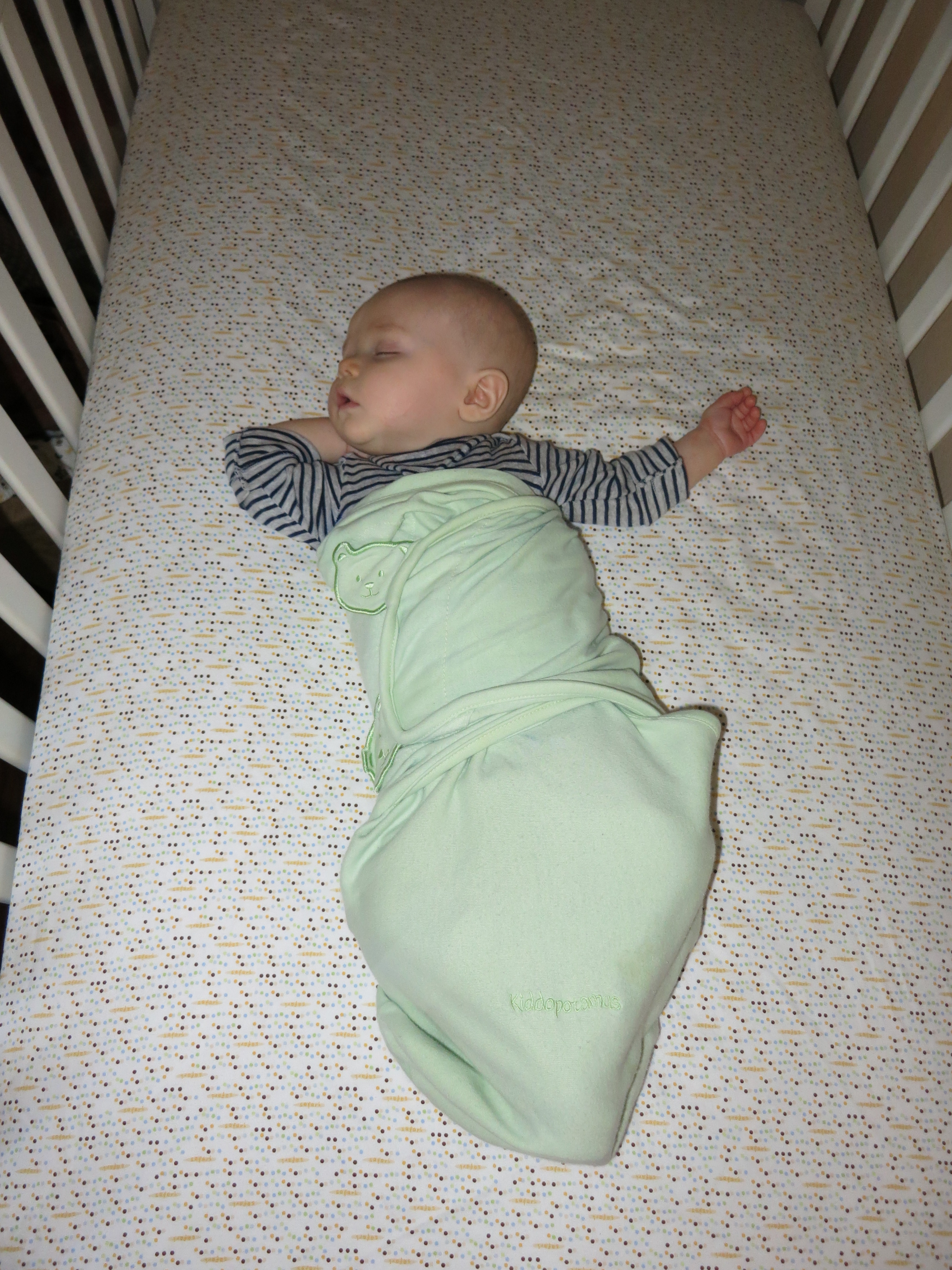 How To Dress Baby For Sleep In Cold Room