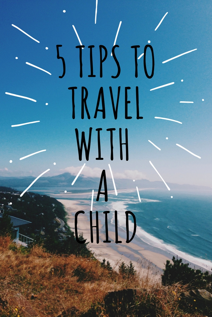 Travel with a child